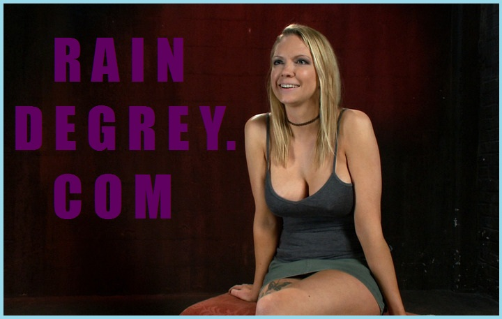 Welcome to the official website of Rain Degrey!